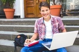 Cursos online para estudiantes