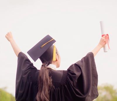 graduado en bachillerato