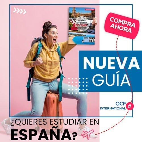 Guía estudiar en España