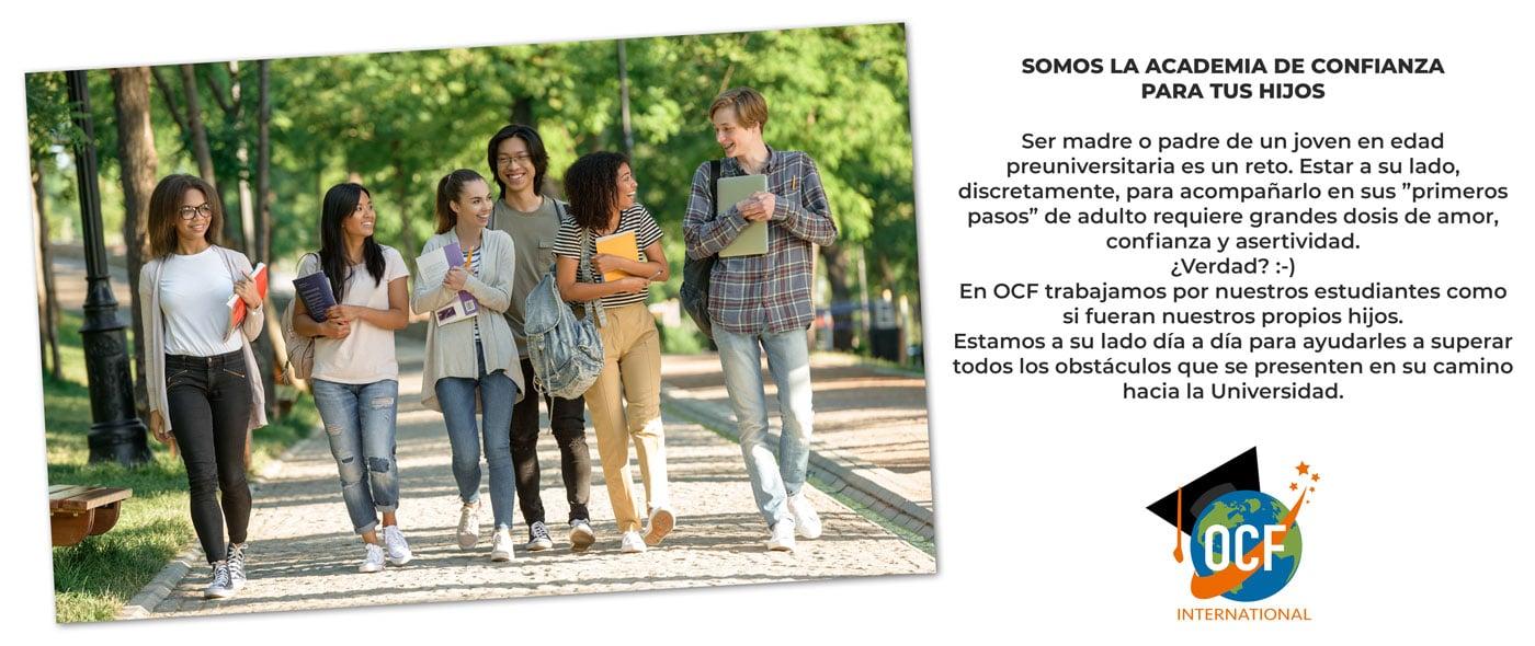 Acceso Universidad Estudiantes Internacionales