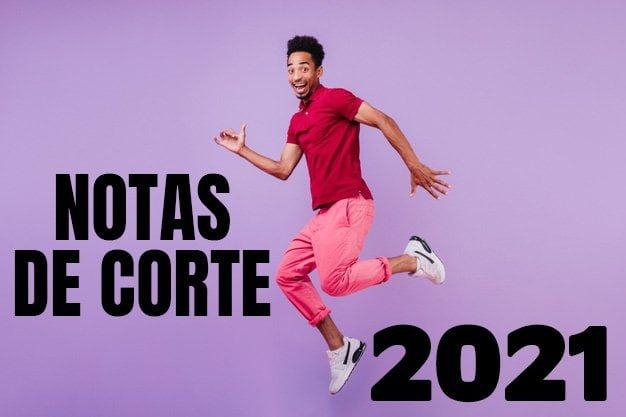 NOTAS DE CORTE 2021