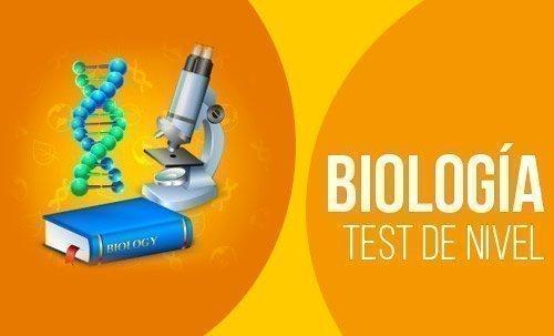 Test de nivel de Biología