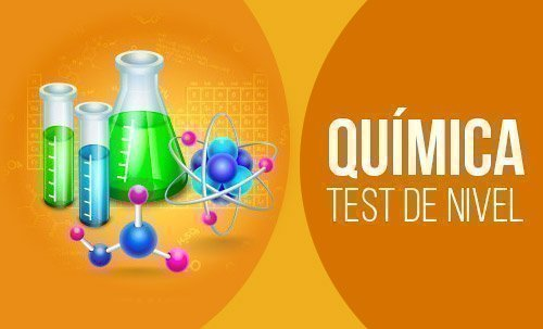 Test de nivel de Química