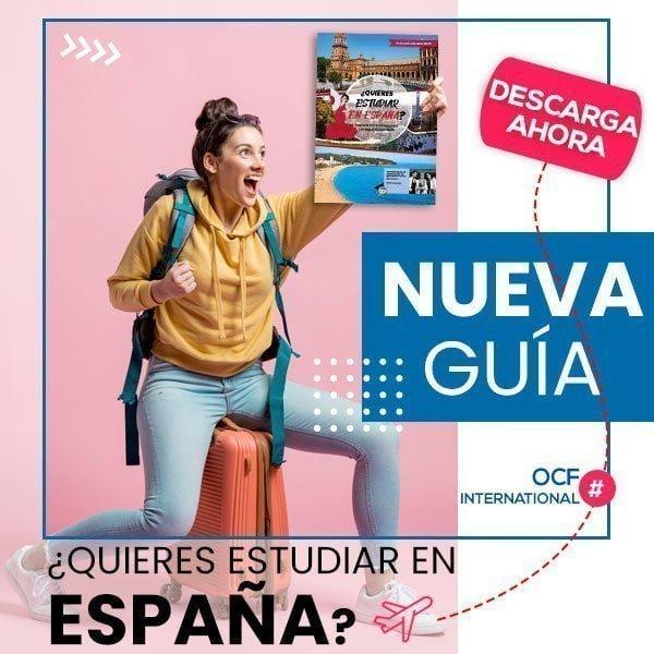 La guía Estudiar en España